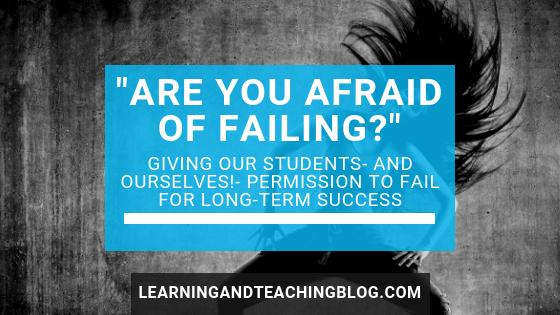 Fear of Failure (1)